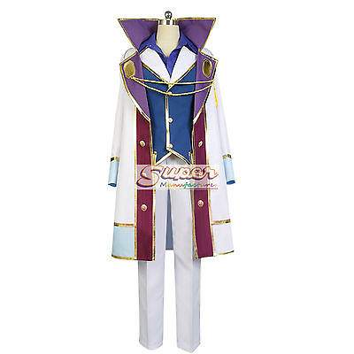 DJ DESIGN Snow White with the Red Hair First Prince Izana Wistalia Uniform Cosplay Costume