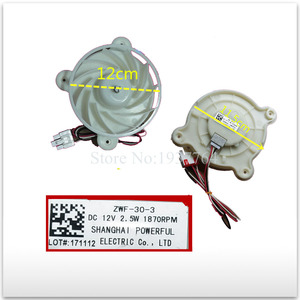 Image 4 - new for Refrigerator Motor ZWF 30 3 1PCS part