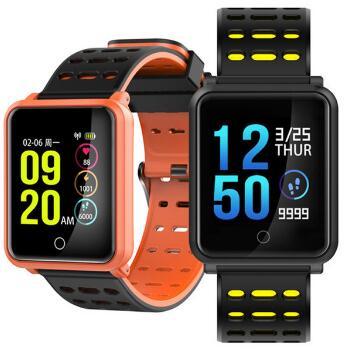 Smart Watch N88 Smart bracelet Heart Rate Blood Pressure watches Smart Wristband Fitness Tracker Smart band PK xiaomi Huawei