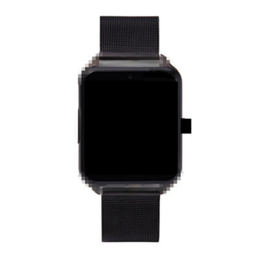 Z60 Smart Watch Bluetooth Camera Support SIM/TF Card Stainless Steel Watch Pedometer Sports Wristwatch