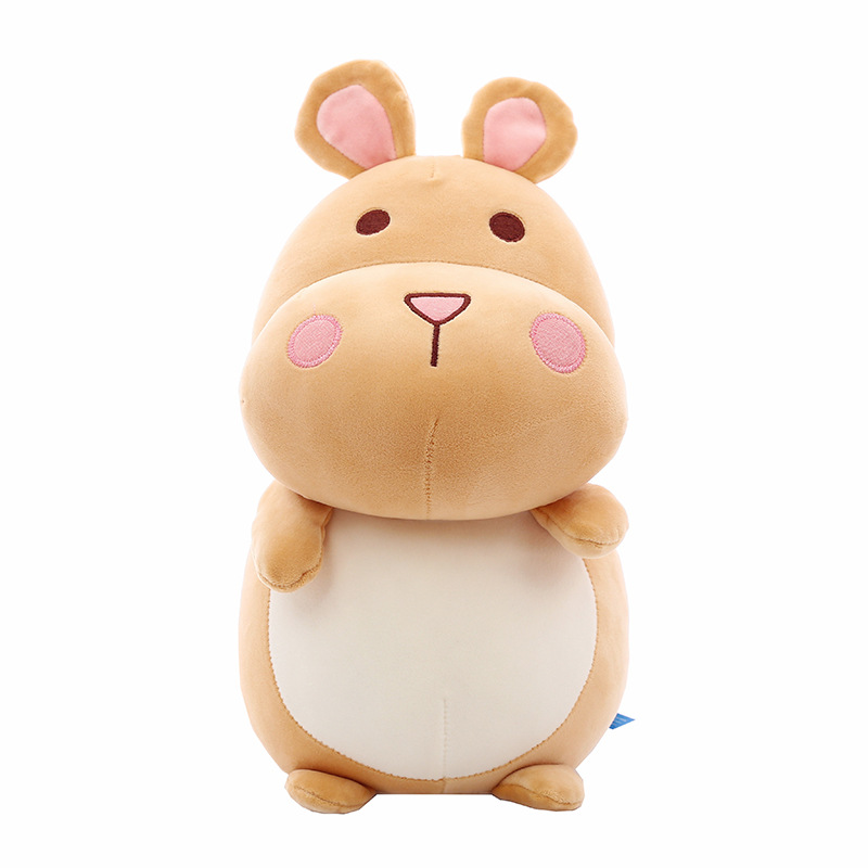 Permalink to Stuffed animals plush soft kawaii Hamster doll super soft animal pillow creative plush toy girlfriend gift  birthday  gift