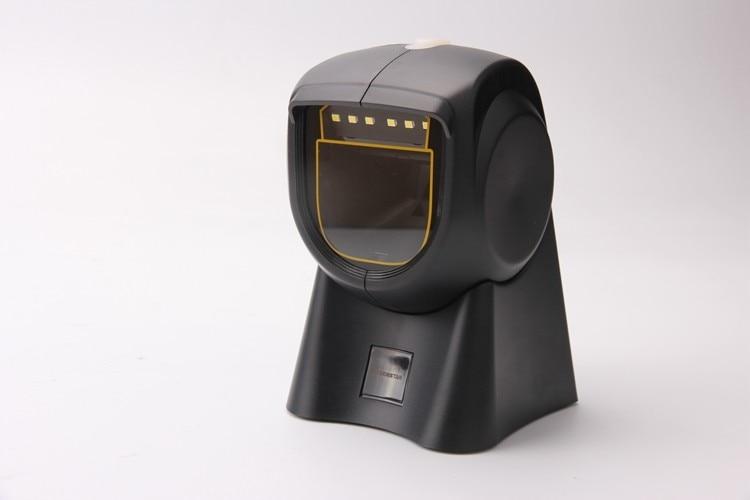 Omni Directional Scanner 2D Scanner Ticketing QR Code Scanner USB Barcode Reader Desktop 2d scanning platform Z7120D