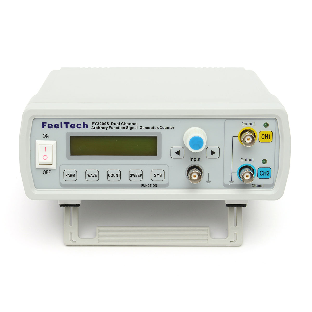 Dual-channel Arbitrary Waveform DDS Function Signal Generator 24MHz Sine Square Wave Sweep Counter Waveform/Pulse Frequency Mete