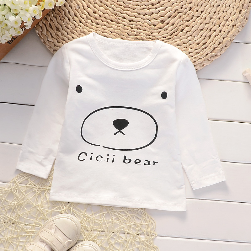 spring New children s clothing Jacket t shirt and pants  pieces Clothing Sets for