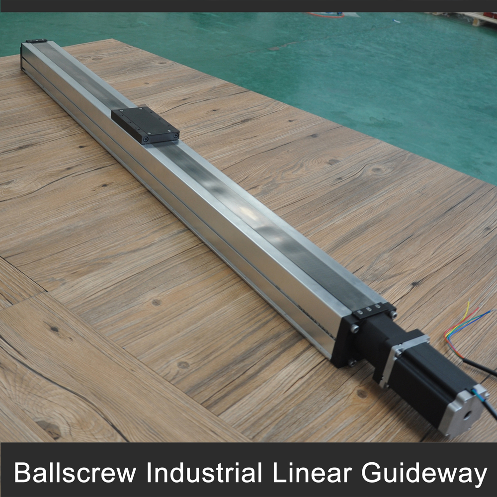 Free shipping Professional service 1300mm stroke motor driven linear stage for cnc