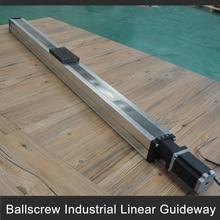 Бесплатная доставка Профессиональное обслуживание 1300 мм ход с приводом от двигателя линейная стадия для чпу