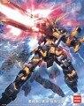 ДАБАН 6639 Gundam модель MG 1/100 RX-0 Единорог Gundam 02 Banshee Mobile Suit детей игрушки