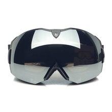 New High Quality Men Women Ski Glasses Double Anti fog Can Wear Myopia Lens Snowboard Goggles