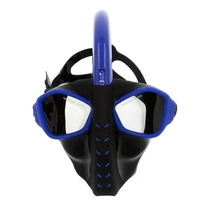 Full Dry Diving Mask Snorkeling Mask Silicone Scuba Maske Mascara Buceo Full Face Masque Tuba Plongee Swim Mask For Adult