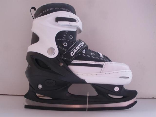 Camyp skate shoes child senior adjustable ice hockey shoes ice skates