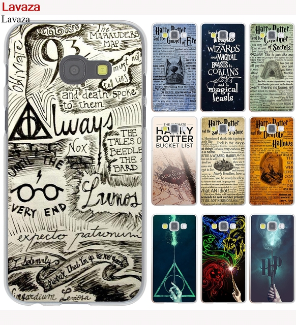 coque samsung a5 2016 harry potter