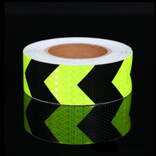 5cm wdth Car Stickers Decals Reflective Strip Bicycle Tape Sticker Wheel Bike Accessories