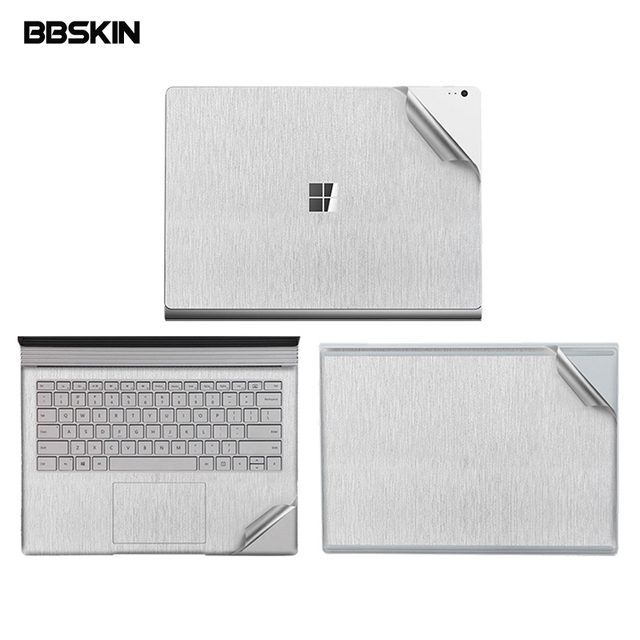 laptop sticker for microsoft surface book 2 13 5 15 inch full skin