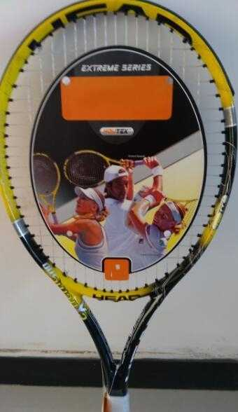 free shipping  Tennis racket, YouTek IG Speed De calidad superior HD L3 Tennis racket ,free of charge racket bag and threading