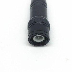 Image 3 - Черная мягкая с высоким коэффициентом усиления УФ двухсекционная 144/430 МГц антенна для V8 V80 V80E V82 V85 V85E F3S VX200 VX500 ecc рация