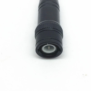 Image 3 - أسود لينة مكاسب عالية للأشعة فوق البنفسجية ثنائي القسم 144/430 MHZ هوائي ل V8 V80 V80E V82 V85 V85E f3S VX200 VX500 ecc اسلكية تخاطب