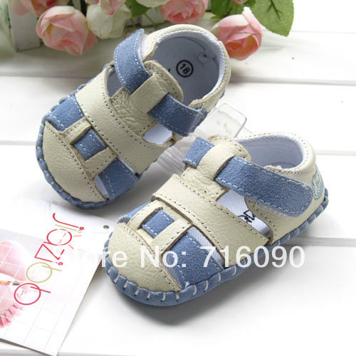 Baby first walker shoes Soft genuine leather shoes child footwear baby girls boys shoes kids summer