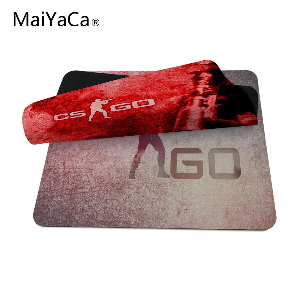 MaiYaCa Հարթ մկնիկի պահոց CS Go Customized Unique - Համակարգչային արտաքին սարքեր - Լուսանկար 2