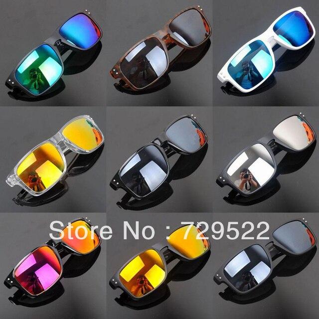 6dc009fee78 Free Shipping - Sunglass Okly REVO Mirror Lens Holbrook Outdoor Cycling  Windproof UV400 Sport Sunglasses