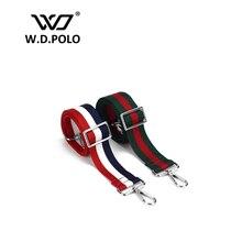 W. D. POLO Strapper vous Courroie De Sac De Mode sac à main sac bretelles toile bande conception boutique sacs ceinture meilleur correspondant chicP1747