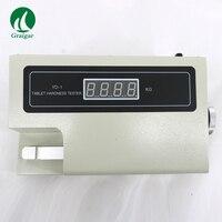 YD-1 Tablet Máquina de Ensaio De Dureza Tester com Alta Precisão Instrumento De Medição Física