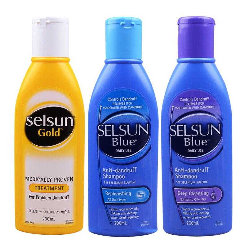 Selsun Blue Dandruff Medicated Shampoo Treatment Anti Dandruff Seborrheic dermatitis Shampoo Relieve Flaking Itching Cools Scalp серум за растеж на мигли