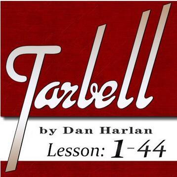 Tarbell Vol.1 - Vol.44 by Dan Harlan - Magic tricks dmz vol 09