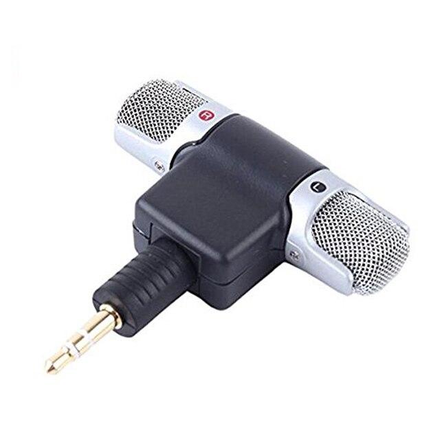 mini micro num rique st r o microphone professionnel de poche externe sans fil microphone. Black Bedroom Furniture Sets. Home Design Ideas
