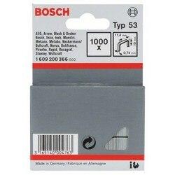BOSCH 1609200366 odcinkowych typu 53 11 4X0 74mm 1000uds