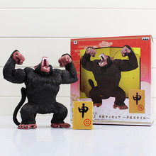 1Pcs Dragon Ball Z Son Gokou King Kong PVC Action Figure Collectible Model Toy 14cm Great Gift(China)