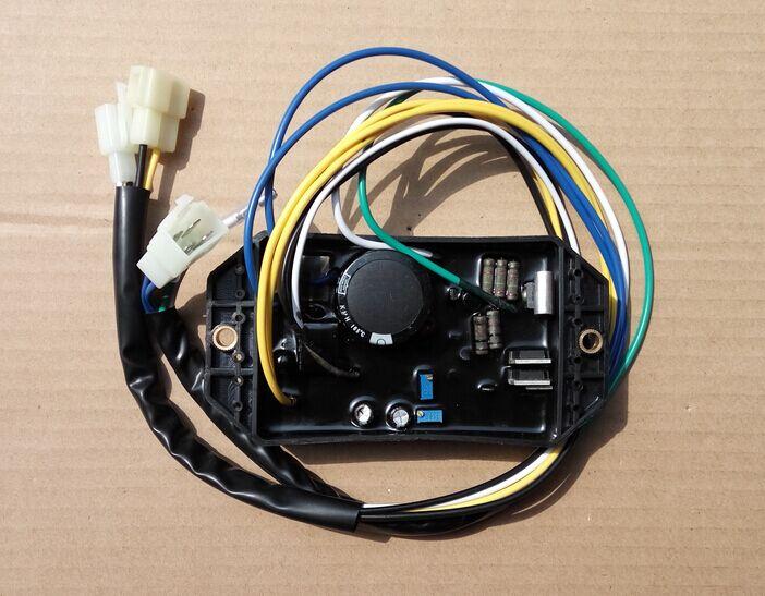 Avr 5kw 10 Wires Kde3500x Kde6500e Kipor Kama Single Phase