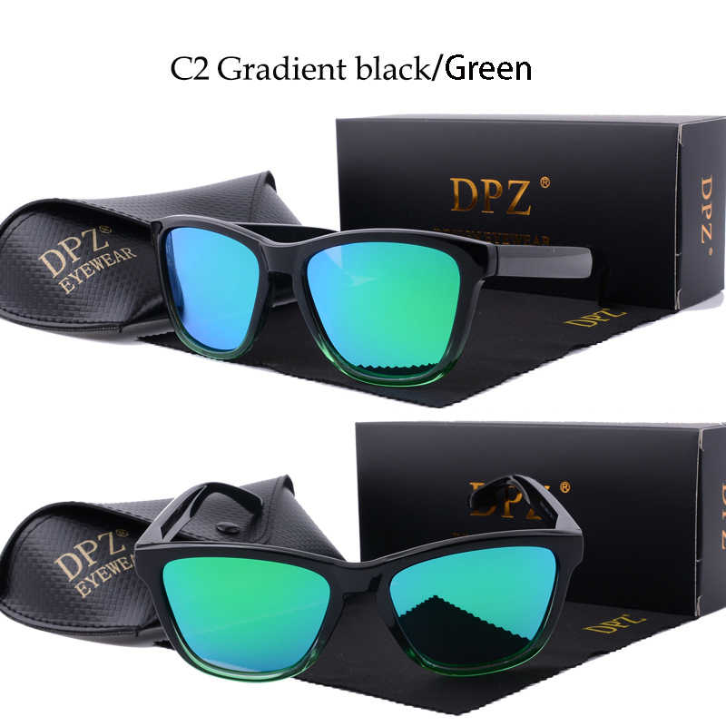 aca07722734 ... DPZ New Fashion Polarized Women Sunglasses Famous Lady Brand Designer  Gradient G15 Colors Coating Mirror Sun ...