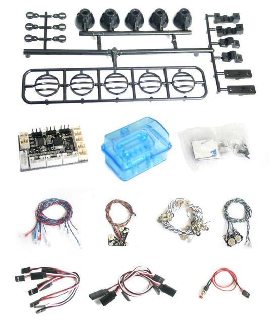 Купить gtpower подсветка для гусеницы рок подходит land rover defender картинки