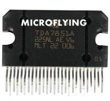 1 pces tda7851a tda7851 zip 27 amplificador de potência automático ic