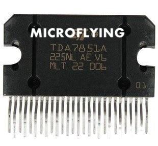 1PCS TDA7851A TDA7851 ZIP-27 Auto Power Amplifier IC
