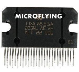 Image 1 - 1PCS TDA7851A TDA7851 ZIP 27 Auto power amplifier IC