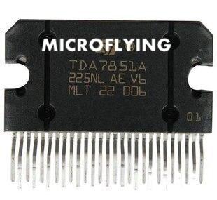 1PCS TDA7851A TDA7851 ZIP 27 Auto power amplifier IC
