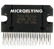 1PCS TDA7851A TDA7851 ZIP 27 Auto power verstärker IC
