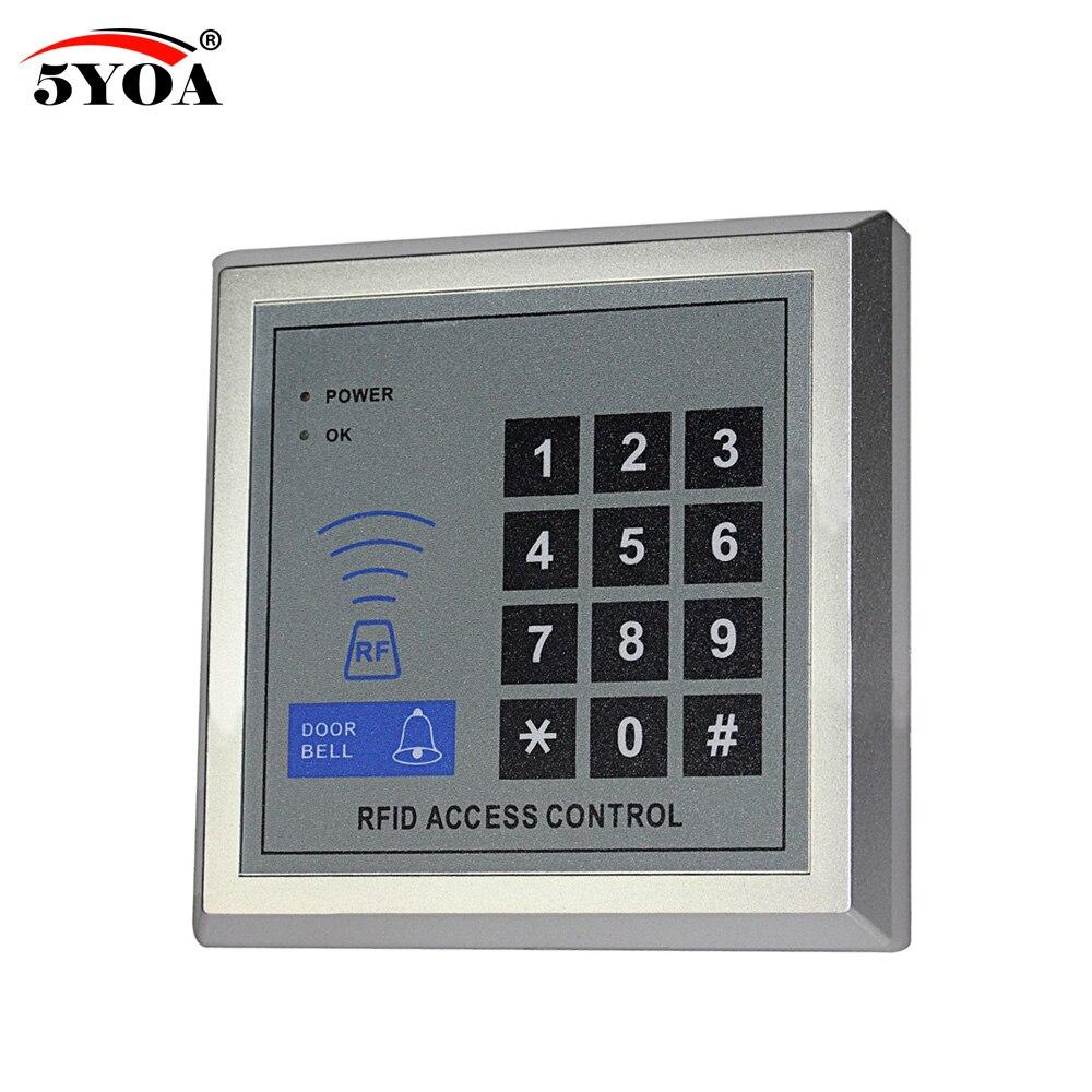 Zugangskontrolle Kits Sicherheit & Schutz Nachdenklich Sicherheit Rfid Proximity Eintrag Türschloss Access Control System Qualität 5yoa Einfach Zu Reparieren