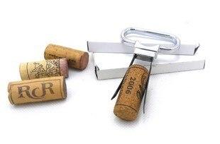 Фляга для вина для открывания бутылки клип/пробковый зажим/открывалка для бутылок вина