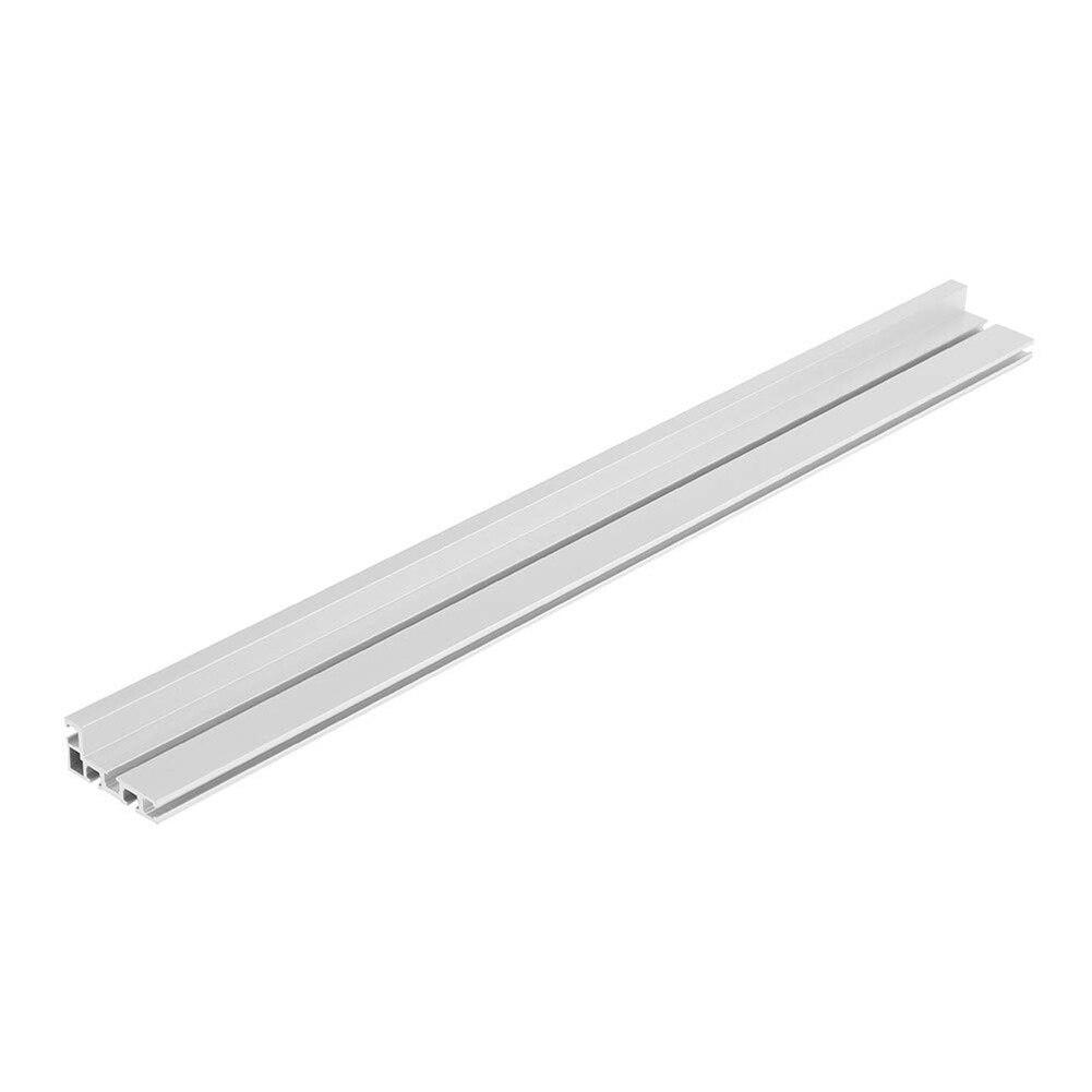 1pc New HSS 800mm 75 Type T Slot Aluminium Alloy Universal Woodworking Backer Band Saw Backer|Milling Cutter| |  - title=