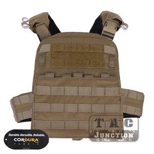 Image 1 - Emerson chaleco táctico AVS versión pesada, militar, Hunting, protector, EmersonGear, portador de placa de armadura corporal