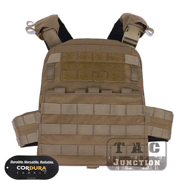 Emerson chaleco táctico AVS versión pesada, militar, Hunting, protector, EmersonGear, portador de placa de armadura corporal