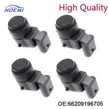 YAOPEI Sensor de estacionamiento PDC para coche, 4 Uds., 66209196705, 9196705, 66206934308, para BMW E81, E82, E88, E90, E91, E92, E93, E84