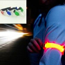 LED Light Safety Wrist Strap