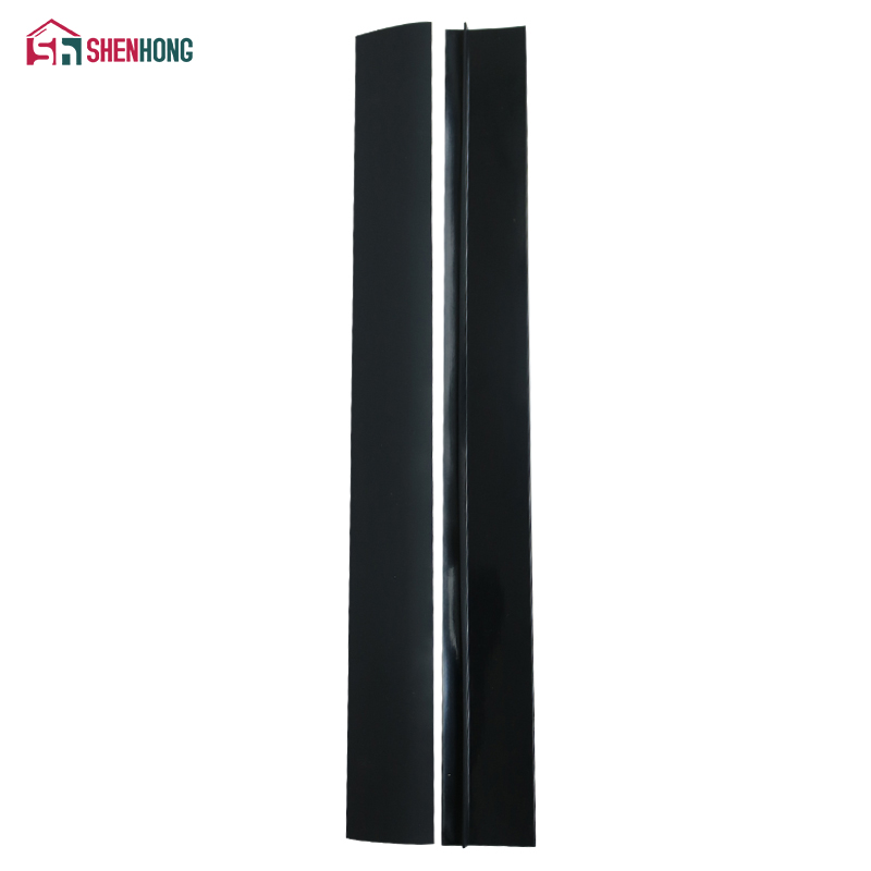 shenhong 2 pcs lot silicone stove counter gap cover flexible silicone gap covers seal the gap in. Black Bedroom Furniture Sets. Home Design Ideas
