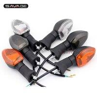 Turn Signal Indicator Light For SUZUKI DL 1000/650 V Strom/Adventure/XT SFV 650 Gladius Motorcycle Front/Rear Blinker Lamp