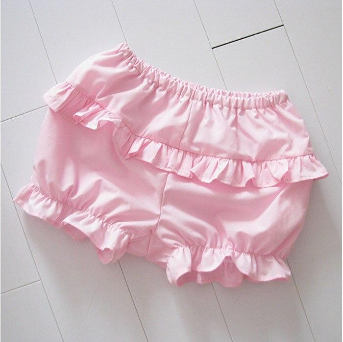 Japanese Cute Leggings Harajuku Pumpkin bud bloomers Cosplay safety pants