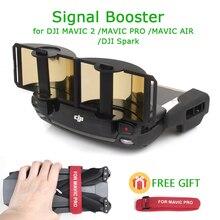 Amplificador de señal para Dron DJI MAIVC 2 /MAVIC PRO /AIR /Mavic Mini/ Spark, accesorios