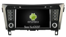 S160 Android 4.4.4 CAR GPS DVD player FOR NISSAN QASHQAI/X-TRAIL/ROGUE 2014 car audio stereo Multimedia GPS Quad-Core